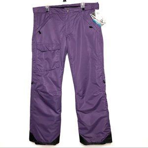 NWT Women's Pulse Snowboard Ski pants size L